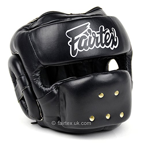 fairtex casco protector full face