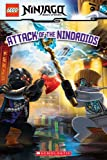 Attack of the Nindroids (LEGO Ninjago: Reader) (LEGO Ninjago Reader Book 8)