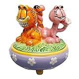 Garfield and Arlene Tails Trinket Box