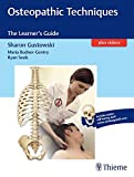img - for Osteopathic Techniques: The Learner's Guide book / textbook / text book