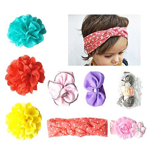 Beautiful Headbands Elastic Headband Newborn