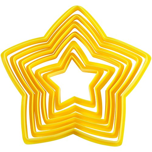 Nesting Star Cookie Cutters ()