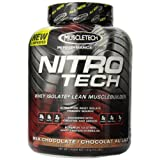 MuscleTech Nitro Tech Performance Series 4lbs. Pwd - Chocolate Milkshake