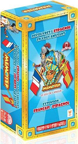 Topi Games - MEM - ES - 178901 - Le Jeu De Langue