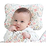 Baby Pillow for Newborn Breathable 3D Air Mesh Organic...