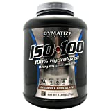 Dymatize Nutrition ISO-100 Protein Gourmet Chocolate 5 lbs