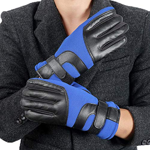 Touch Screen Gloves for Men Windproof Man Touch Screen Glove for Outdoor Cycling