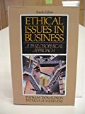 img - for Ethical Issues in Business: A Philosophical Approach book / textbook / text book