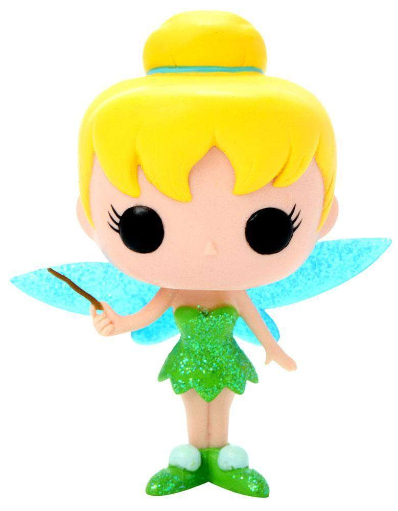 Funko - Figurine Disney - - - Peter Pan Fée Clochette Exclu Hot Topic Pop 10Cm f5f5ea
