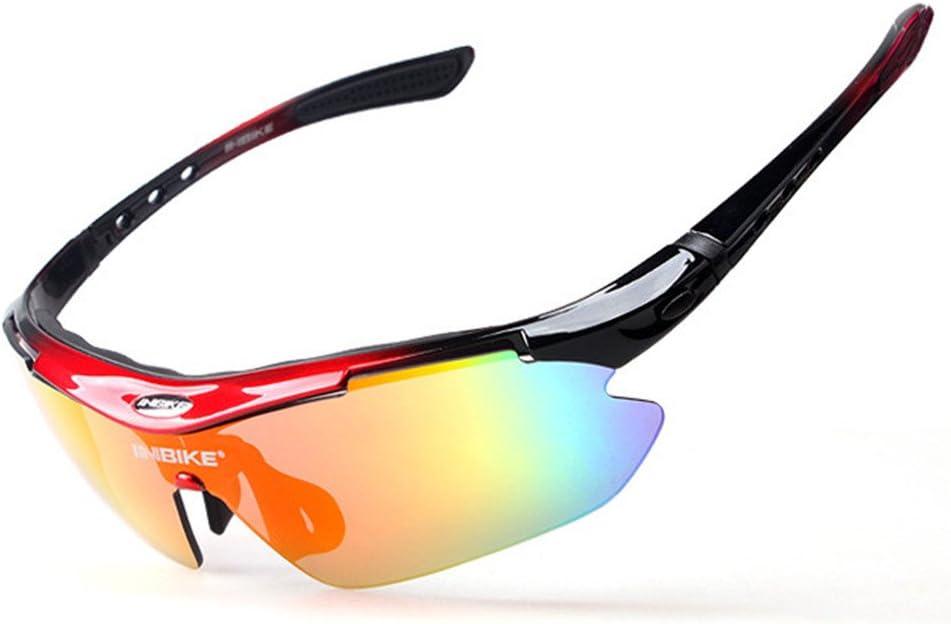 Cycling Glasses Outdoor Bike Sunglasses UV400 Polarized PC Goggle for Women Men
