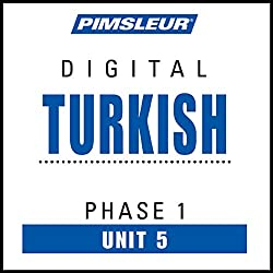 Turkish Phase 1, Unit 05