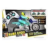 Xtreme Cycle Moto-RC Blue/Green
