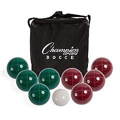 Bocce Ball Set: