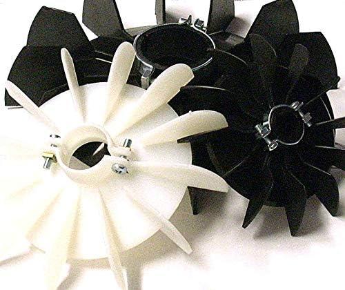 Pales de ventilateur pour moteurs /électriques D=145mm d=19mm H=28mm