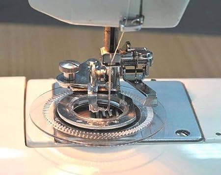 AKORD - Prensatelas para máquina de Coser Universal (Acero, 12,7 x ...