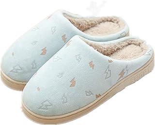 Qiusa Les Femmes Pantoufles Mignonnes réchauffent des Chaussures d'intérieur de Mousse de mémoire (coloré : Rose, Taille : EU38/39)