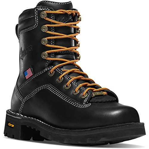 Danner Quarry USA 7IN GTX AT Boot - Women's Black 7 - At The Quarry Shops
