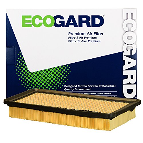 ECOGARD XA10393 Premium Engine Air Filter Fits Chrysler 200 (Chrysler Engine)