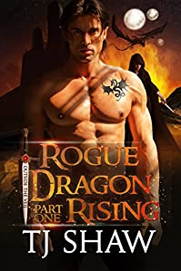 Rogue Dragon Rising by TJ Shaw ebook deal