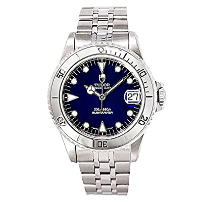 Tudor Prince Automatic-self-Wind Male Watch 75190 (Certified Pre-Owned) by Tudor
