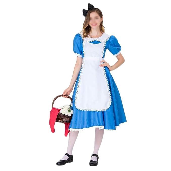 Disfraces de Halloween-Shenyi Sra. Halloween Alicia en el país de ...