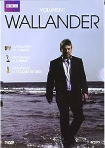 Wallander - Volumen 1 [DVD]