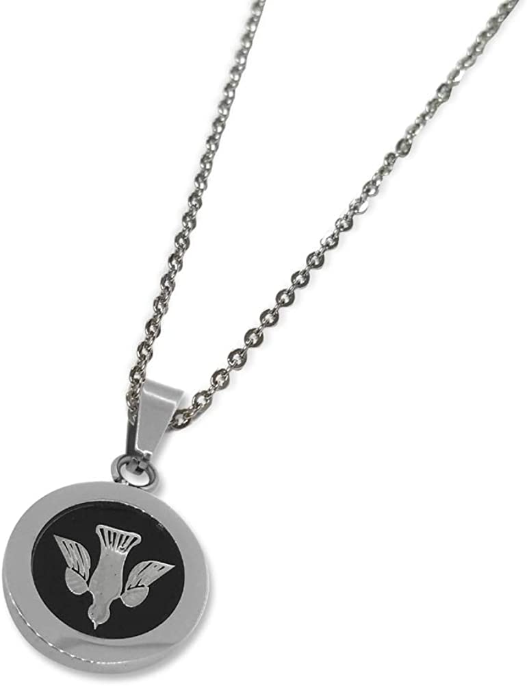 Ben Junot Holy Spirit Dove Pendant Necklace