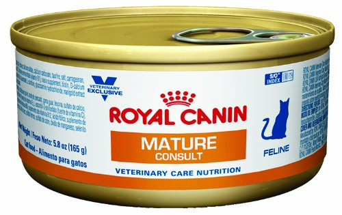 Royal Canin Veterinary Care Nutrition Mature Consult Canned