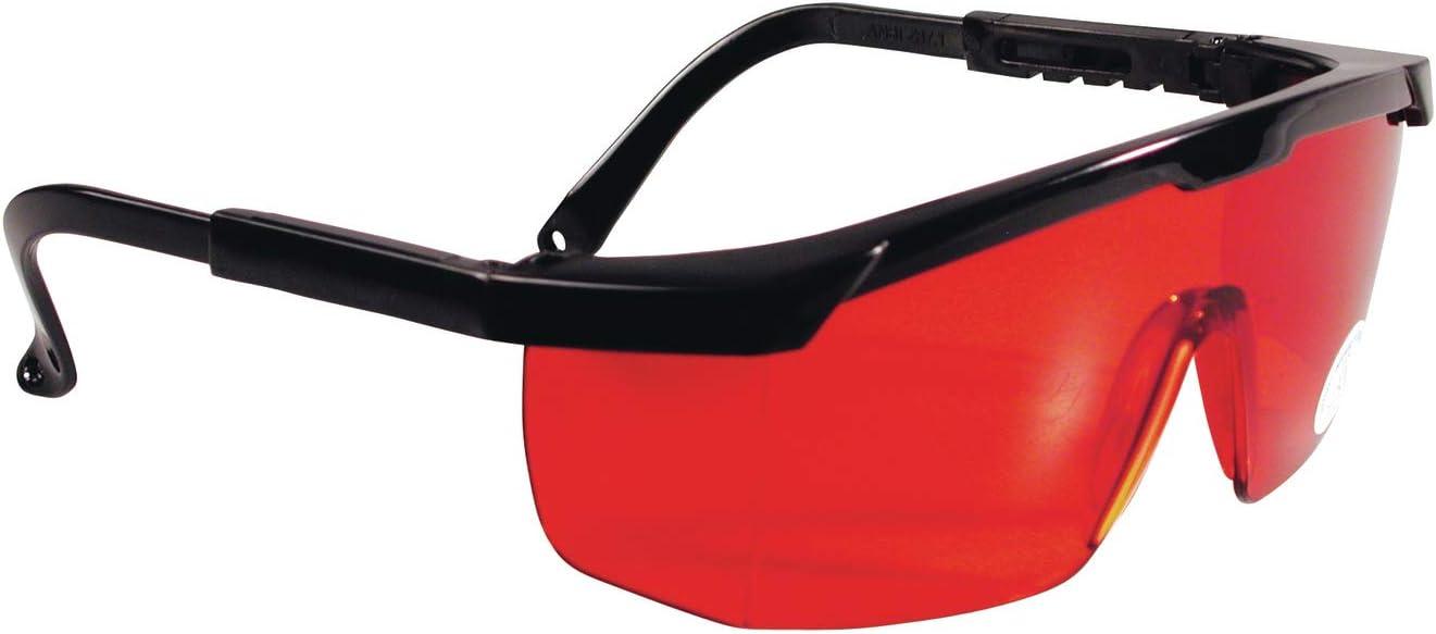 Stanley 1-77-171 Gafas Acentuadoras de Láser Gl1, Rojo/Negro, Talla Única