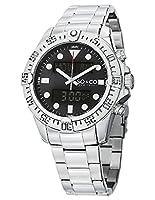 SO&CO New York Men's 5017.1 Yacht Club Analog-Digital Display Analog Quartz Silver Watch from SO&CO MFG