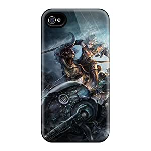 Top Quality Rugged Argo Case Cover For Iphone 4/4s