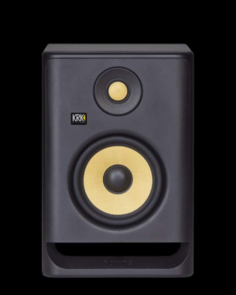 """KRK ROKIT RP5 G4 5"""" Powered Studio Monitor (Single)"""