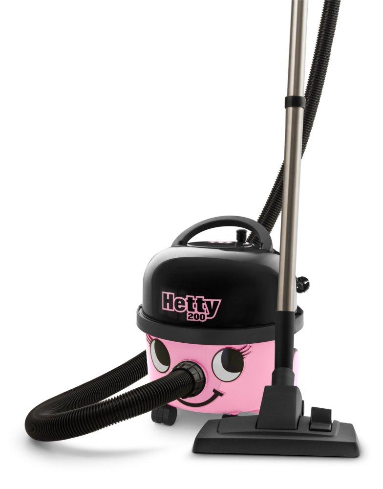 """Acquisto Numatic 900044/HET200-12 – Aspirapolvere""""Hetty"""" (620 Watt, 72 dB), colore: rosa Prezzo offerta"""