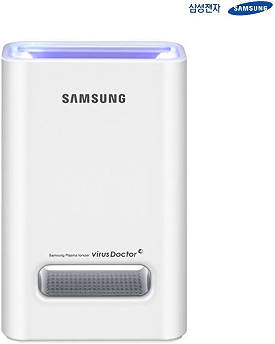 Samsung sa-t501 Virus médico aire purificador limpiador ionizador 220 V Nuevo: Amazon.es: Hogar