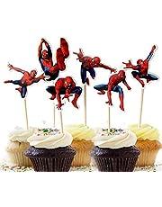 Tandenstoker, vlag, kaas, 24 stuks, cupcake-toppers, decoratie voor kinderen, verjaardag, bruiloft, baby, douches, bruiloft, feest, benodigdheden, decoratie