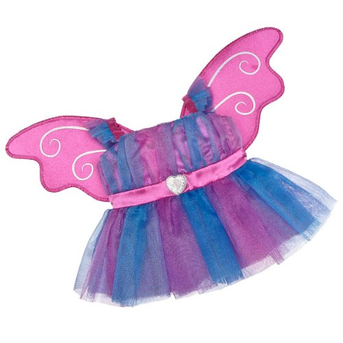 Build-a-Bear Workshop Tulle Fairy Costume - Teddy Bear Clothing