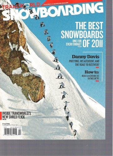 (Transworld Snowboarding Magazine (The best snowboards of 2011, October 2010))