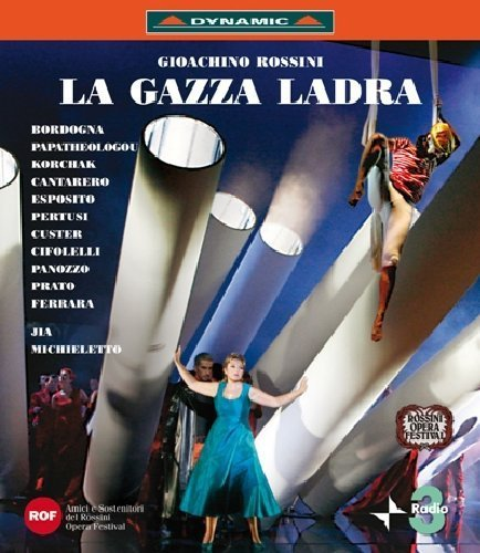 Paolo Bordogna - Gazza Ladra (Blu-ray)