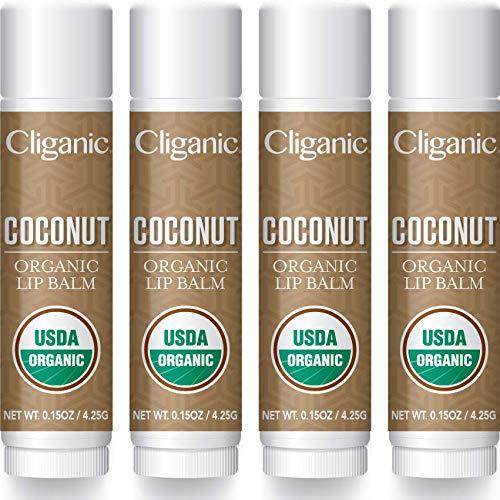 Cliganic Organic Lip Balm