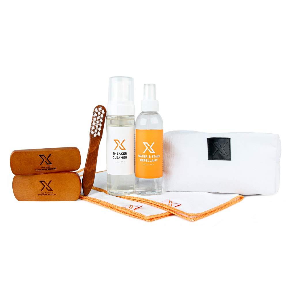 X Clean   Protect Kit exclusivo de limpieza de zapatillas: l