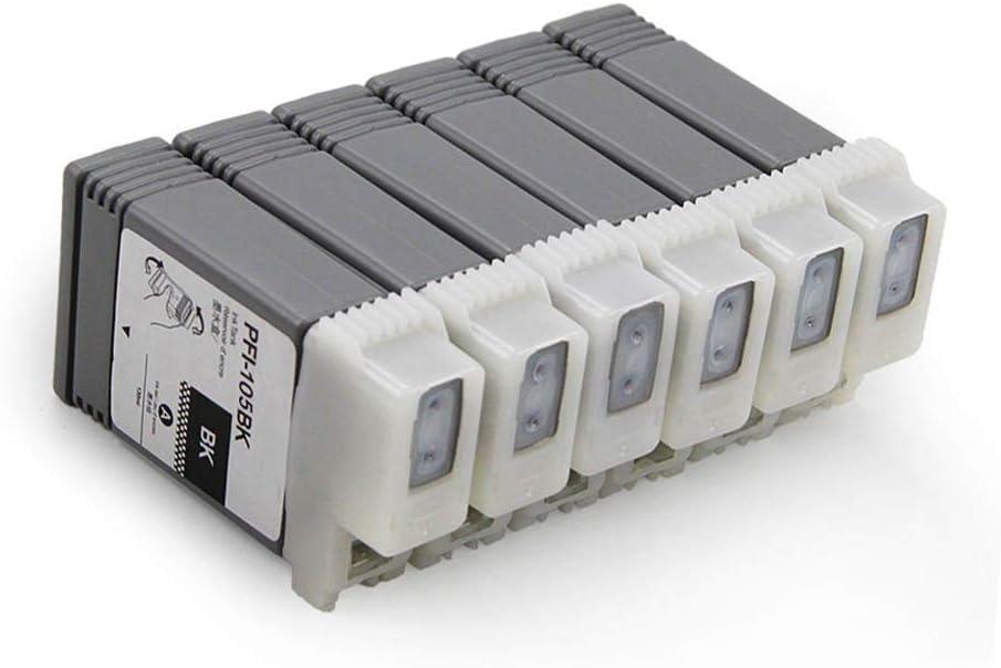 DYJXG Cartucho de Tinta PFI-105 Compatible iPF 6300S / 6350S Plotter Pigment Ink (Tinta de Tinte)-PC: Amazon.es: Electrónica