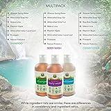 Pure, Sensitive Skin Shampoo, Body Wash