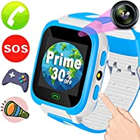 Kid Phone Smart Watch Smartwatch Overview