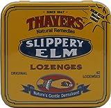 Slippery Elm Loz, Original, 42 ct ( Value Bulk Multi-pack) by ''Thayer, Henry Company''