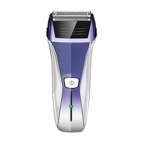 LY-Shaver LℜY Máquina De Afeitar, Cuchillo De Afeitar Recargable Eléctrico del Hombre,