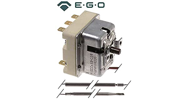 Seguridad Termostato EGO Tipo 55.32542.370 para fritura, Caldero: Amazon.es: Grandes electrodomésticos