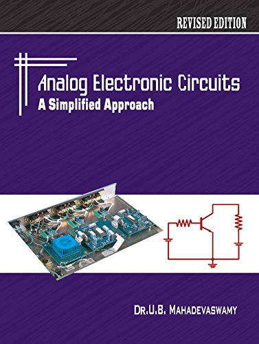 Analog Electronic Circuits: A Simplified Approch