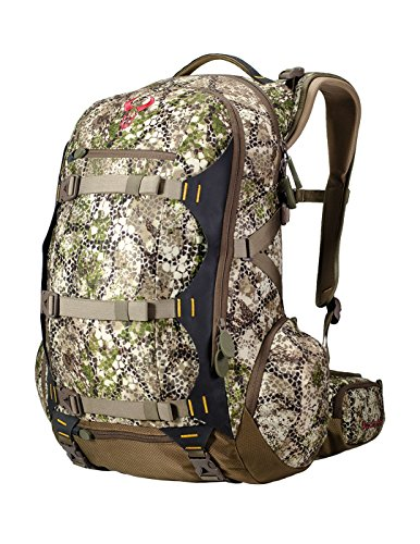 Badlands Diablo Dos Camouflage Hunting Pack - Bow and Rifle Compatible