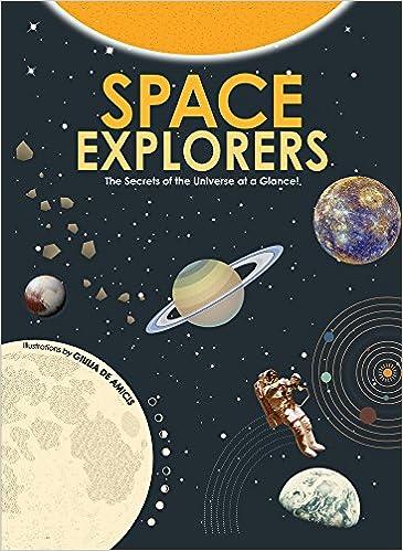 Image result for space explorers secrets universe glance book