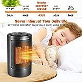 Space Heater, Mini Electric Ceramic